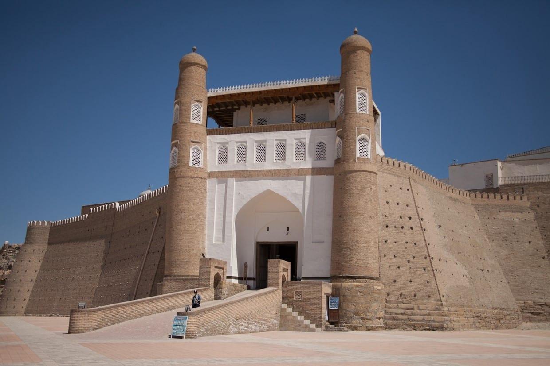 #Mysterious Uzbekistan