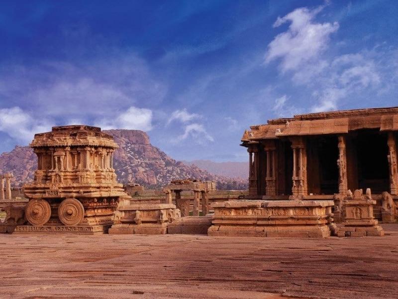Bangalore to Hampi & Badami Tour 9
