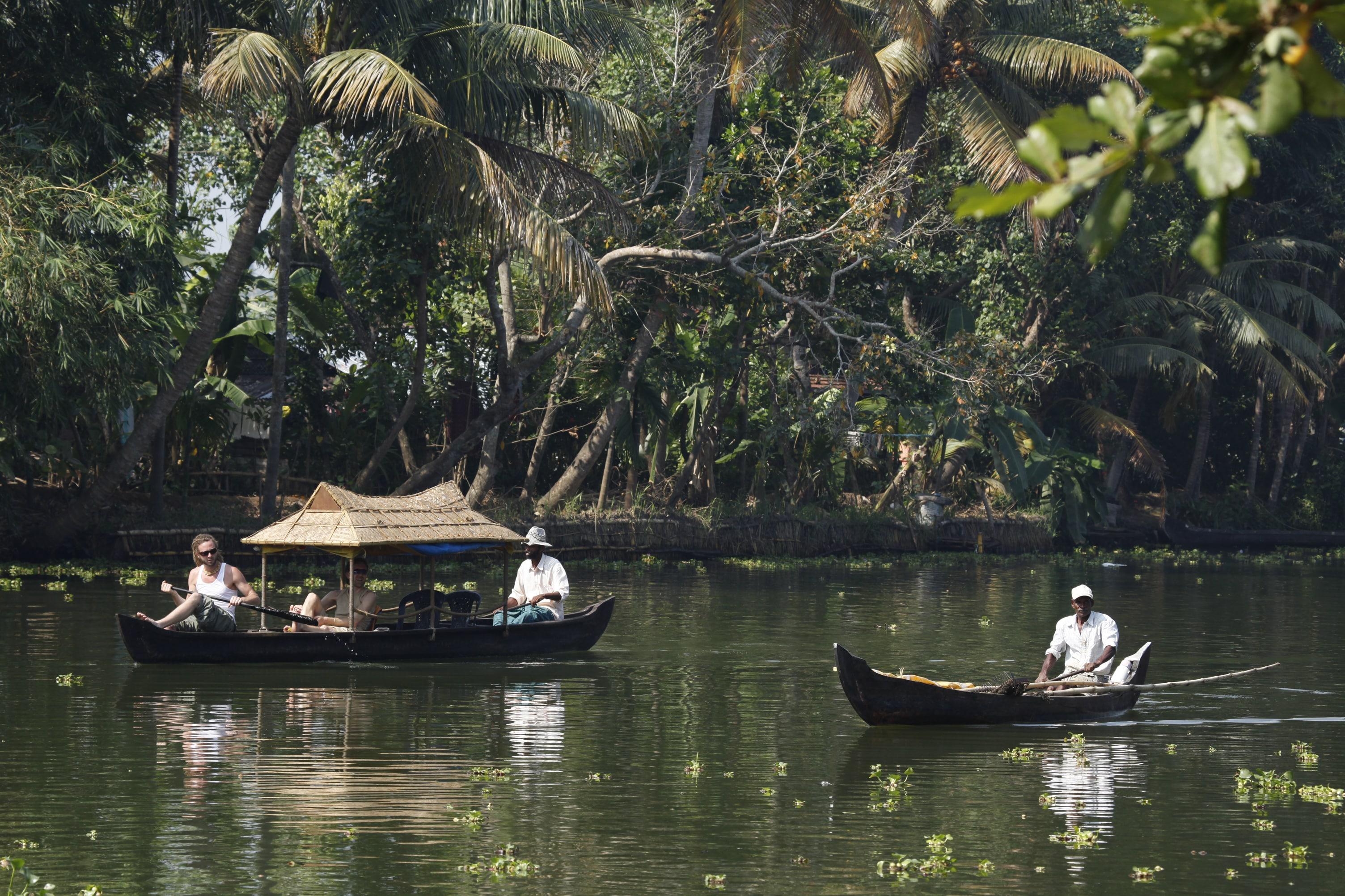Chennai to Cochin Temple & Backwater 5