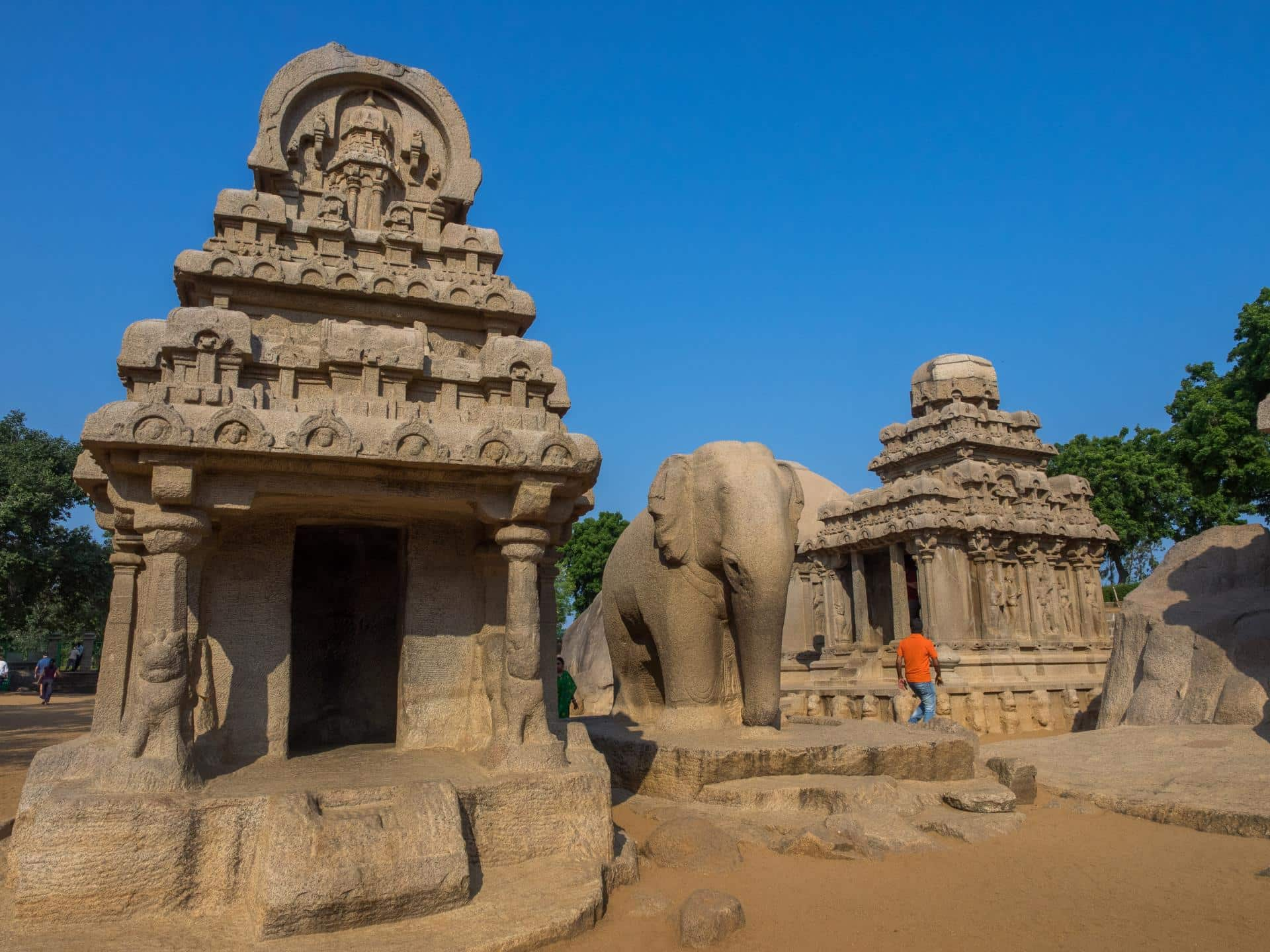 Golden Triangle & South India Temples 4