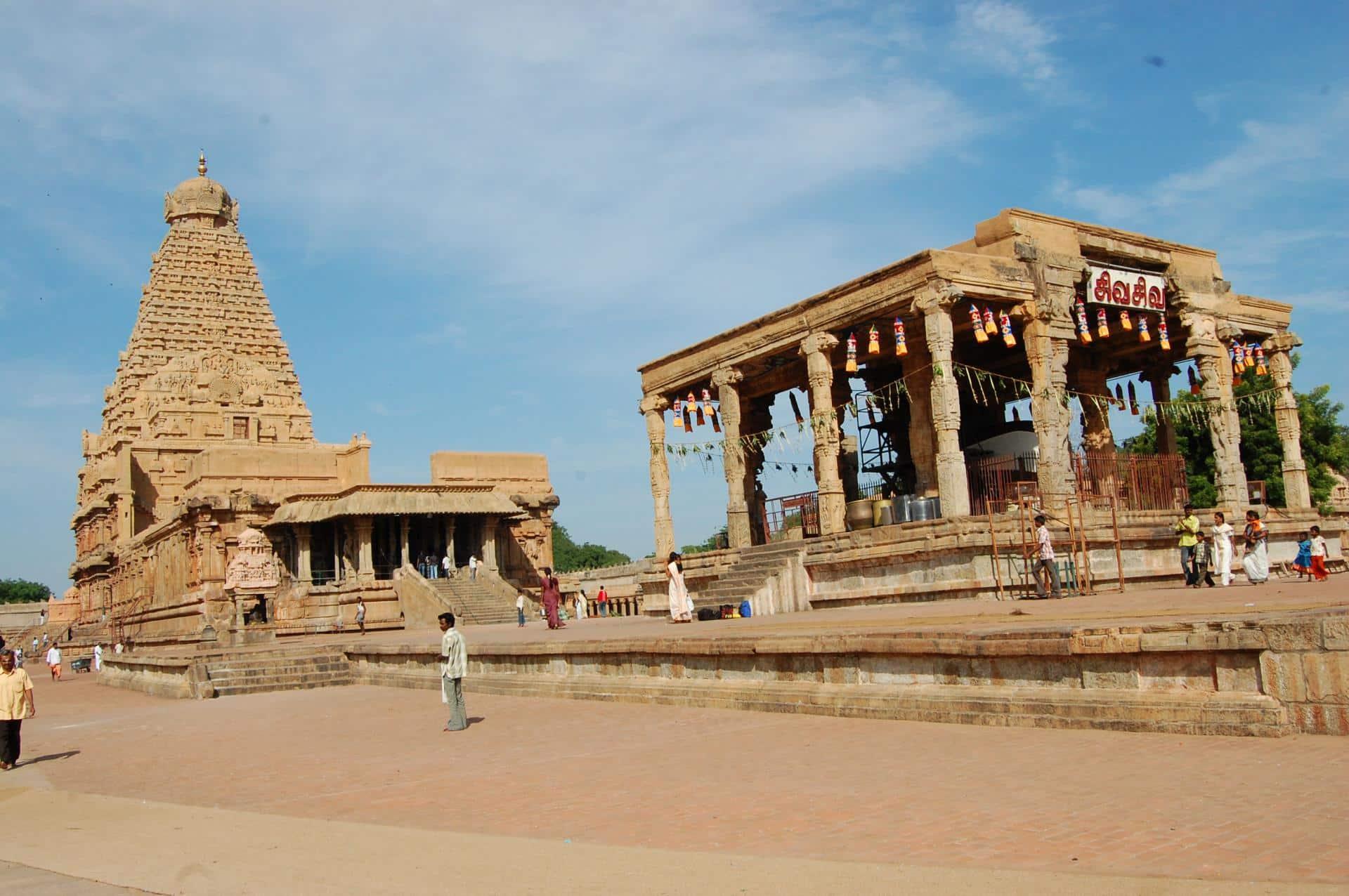 Incredible South India Tour 3