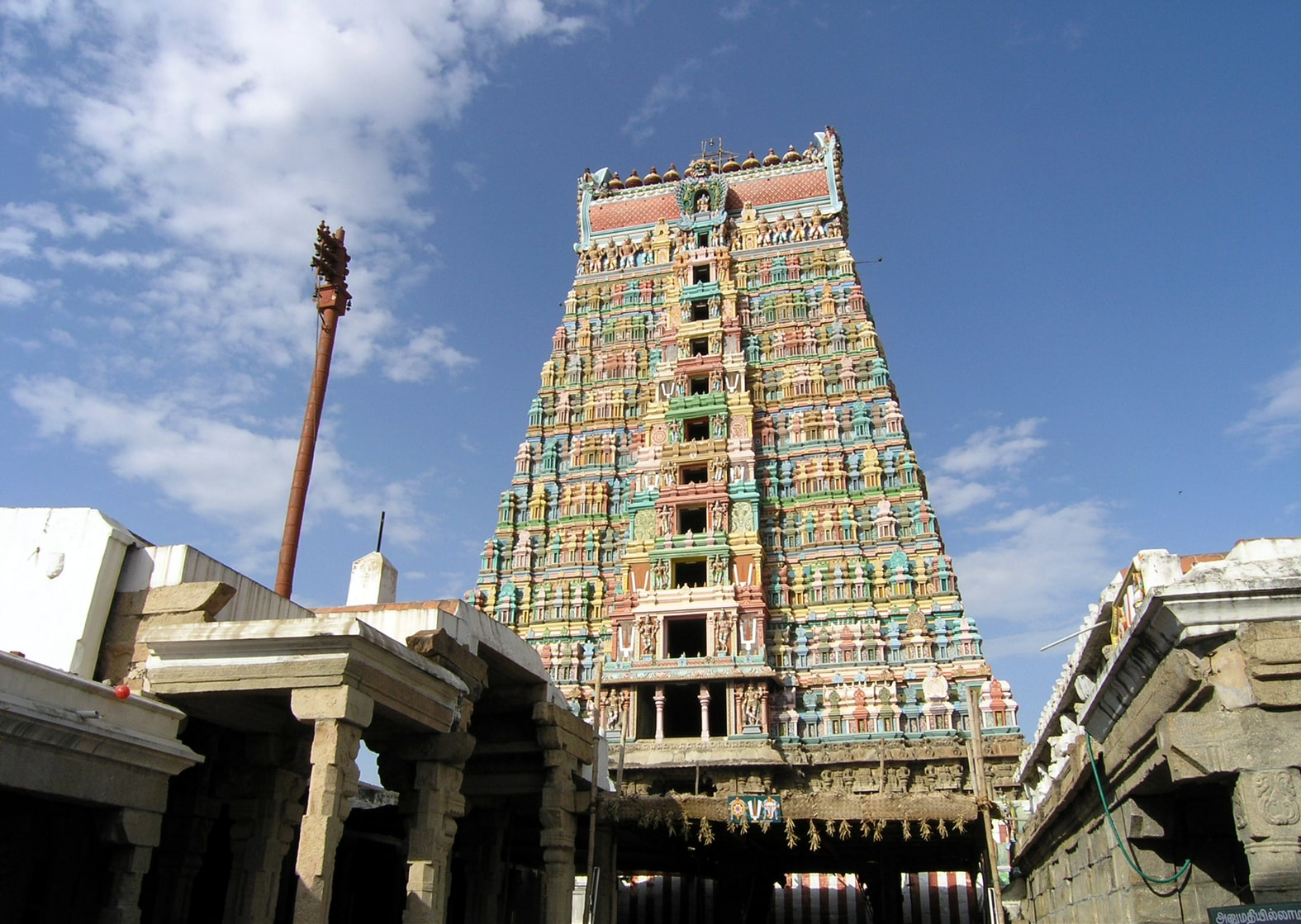 Golden Triangle & South India Temples 3