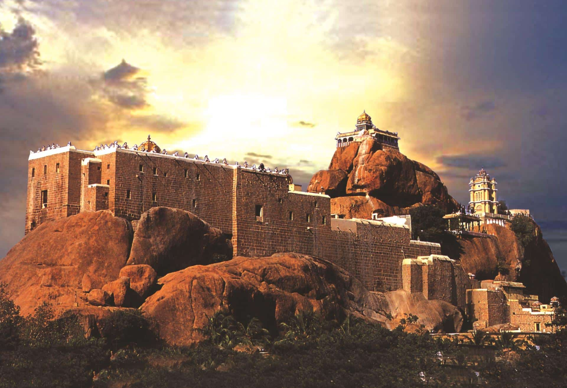 Bangalore Temples Tour Package in South India 7