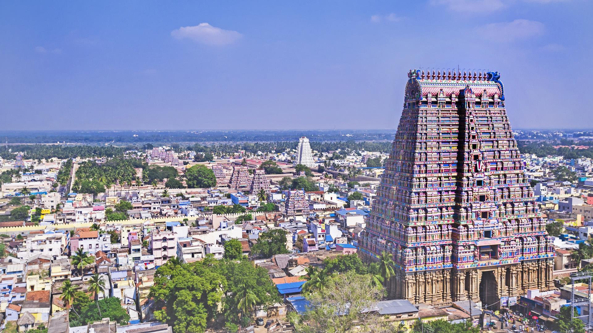 Bangalore to Across The Temples in South India 6