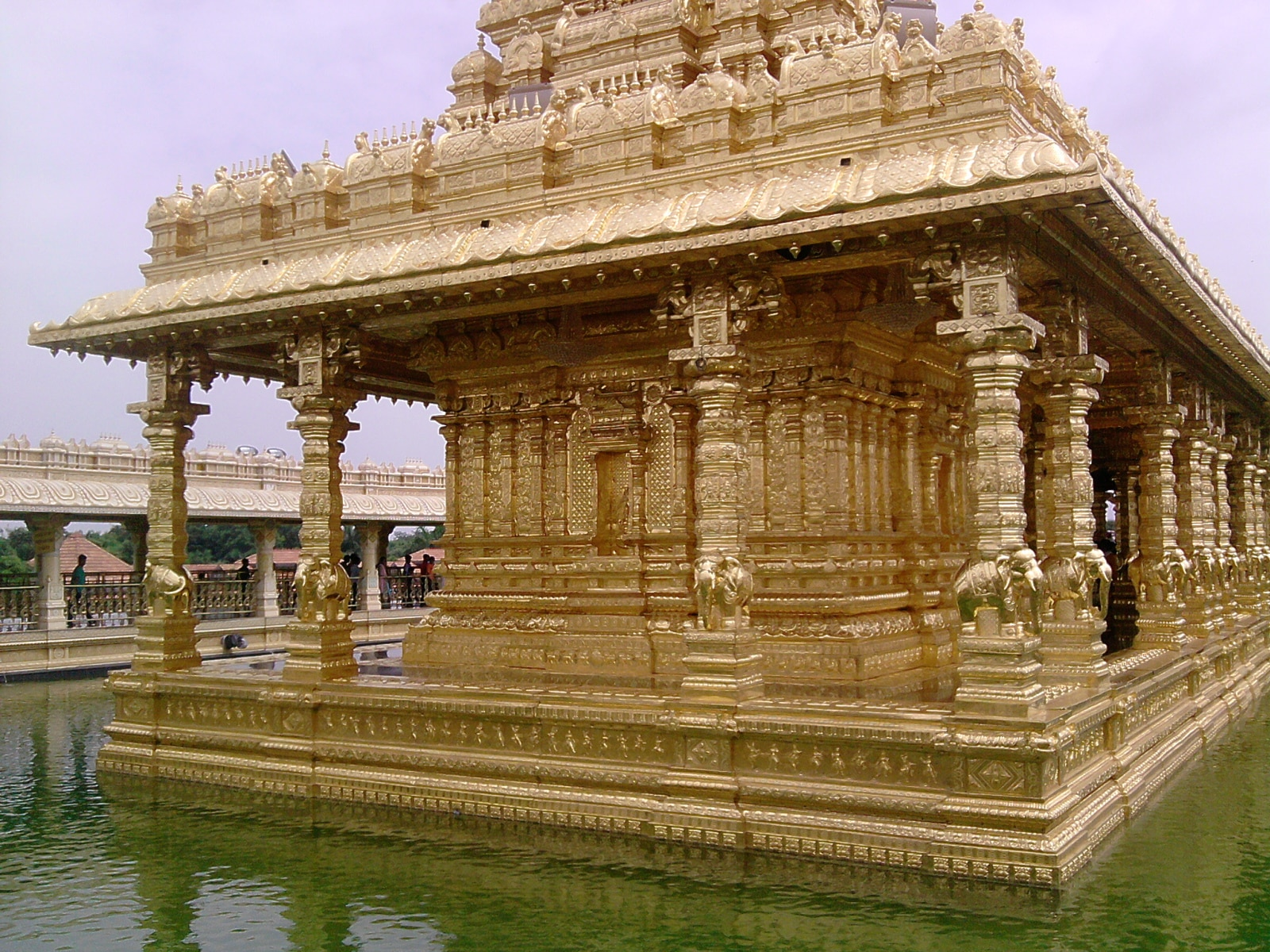 Bangalore to Across The Temples in South India 5