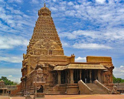 Thanjore Brihadishvara Temple