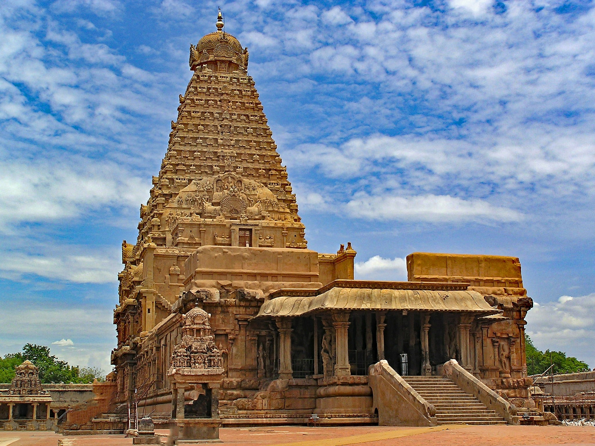 Golden Triangle & South India Temples