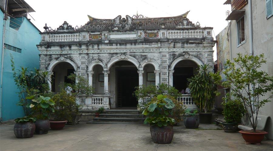 Huynh Thuy Le Ancient House in Mekong Delta