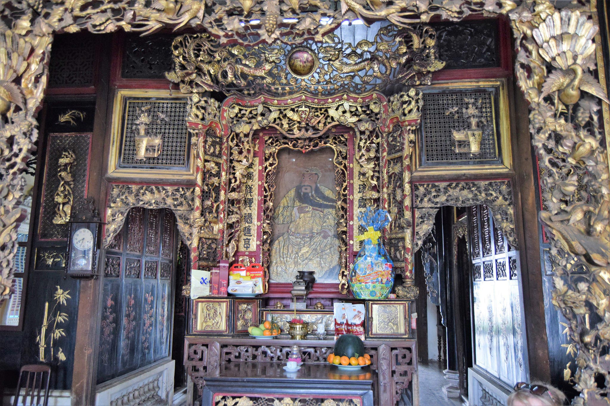 Huynh Thuy Le Ancient House in Mekong Delta 1