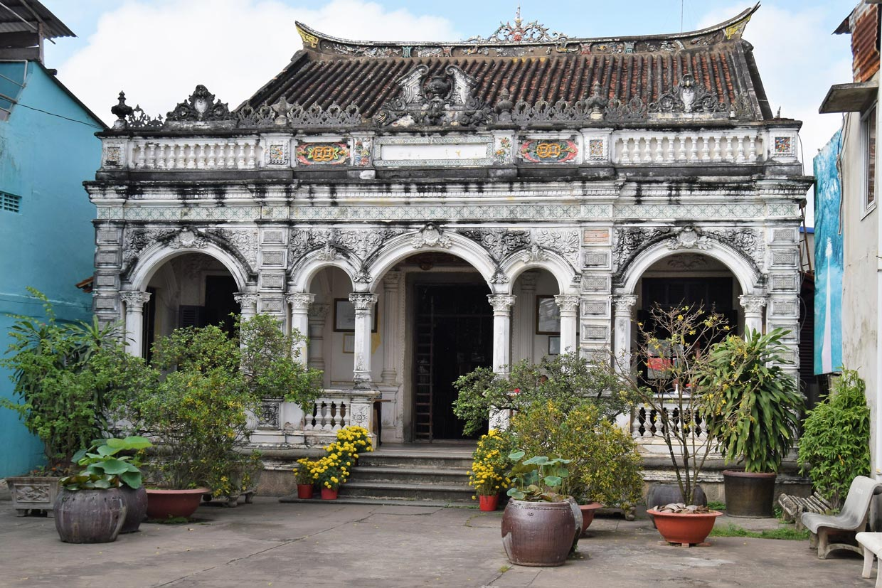 Huynh Thuy Le Ancient House in Mekong Delta 2