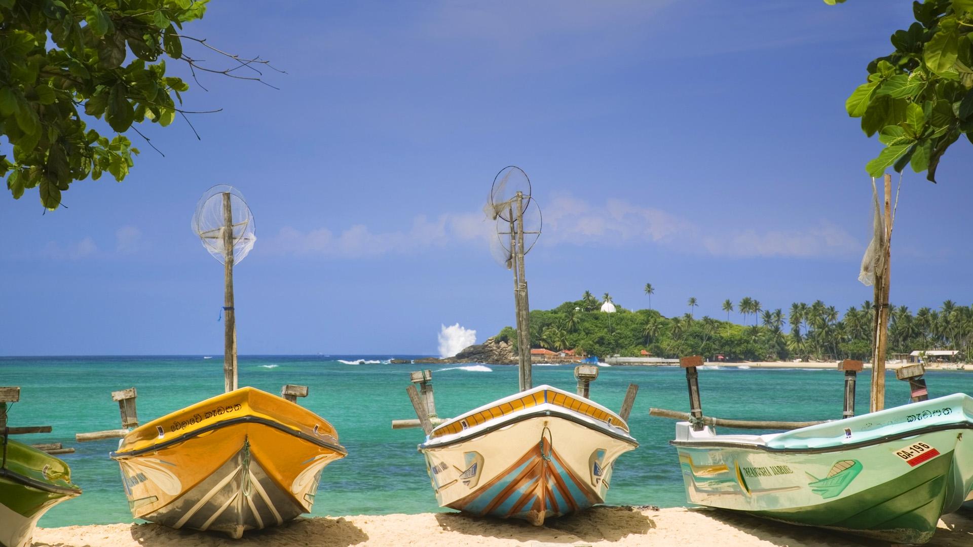 Sri Lanka Beach Tour 2