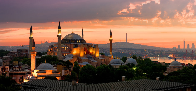 Ayasofya Mosque, Istanbul, Turkey