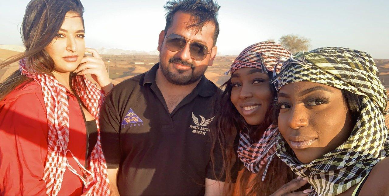 Standard Dubai Desert Safari 10
