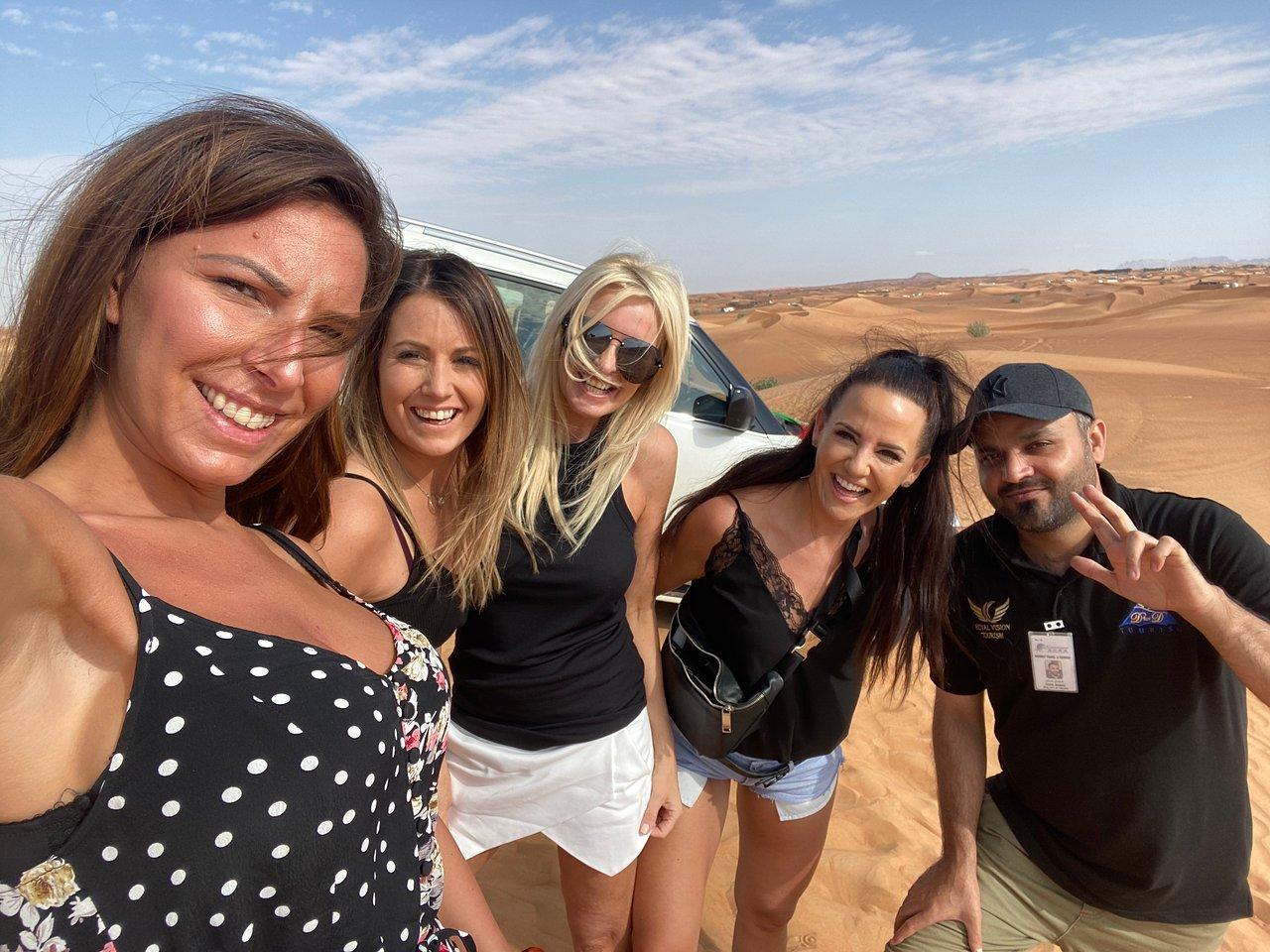 Morning Desert Safari 1
