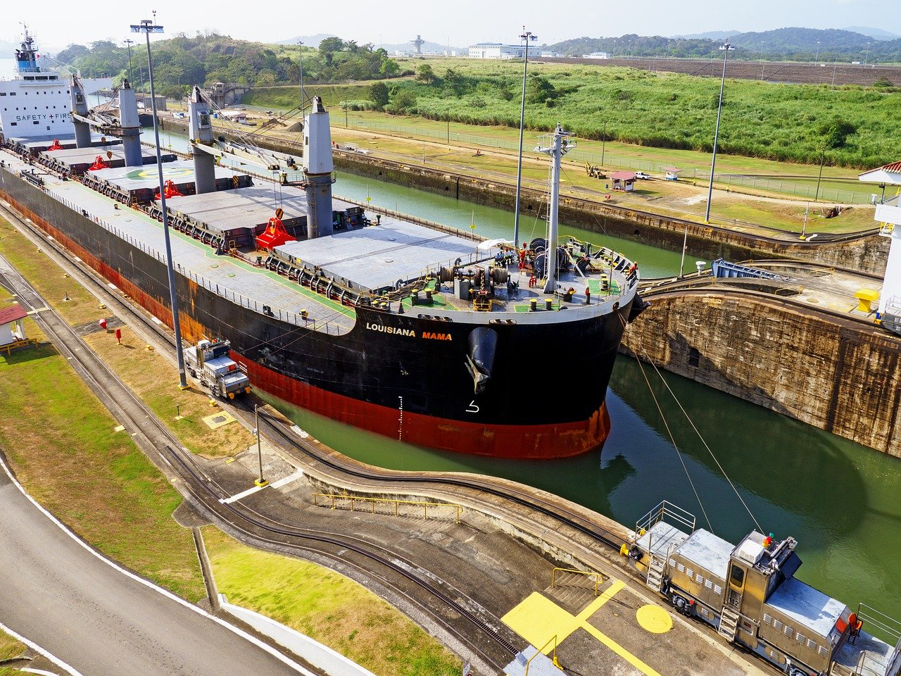 Panama Canal Tour and Casco Antiguo 2