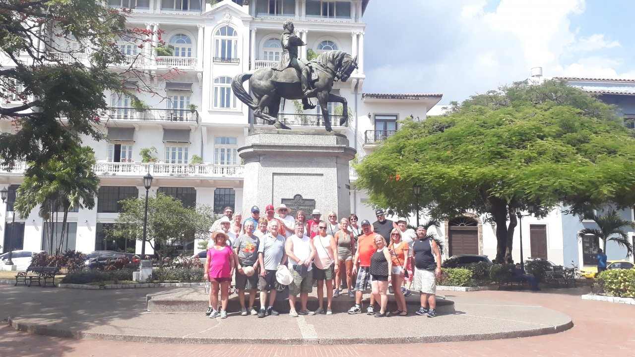 Panama Canal and Panama City Tour 5