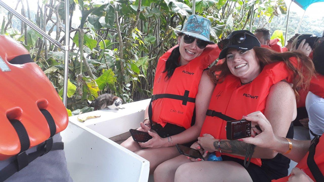 Soberania National Park Monkeys Discovery 1