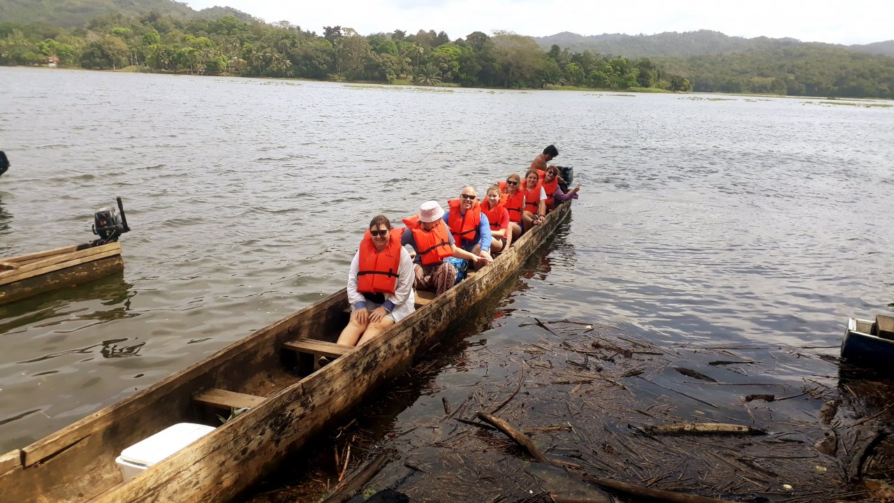 Chagres National Park and Embera Tribe 3