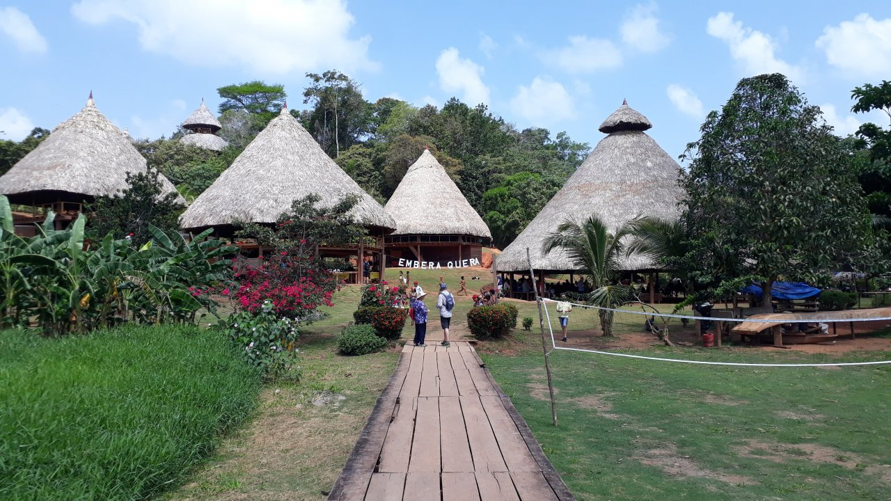 Chagres National Park and Embera Tribe 4