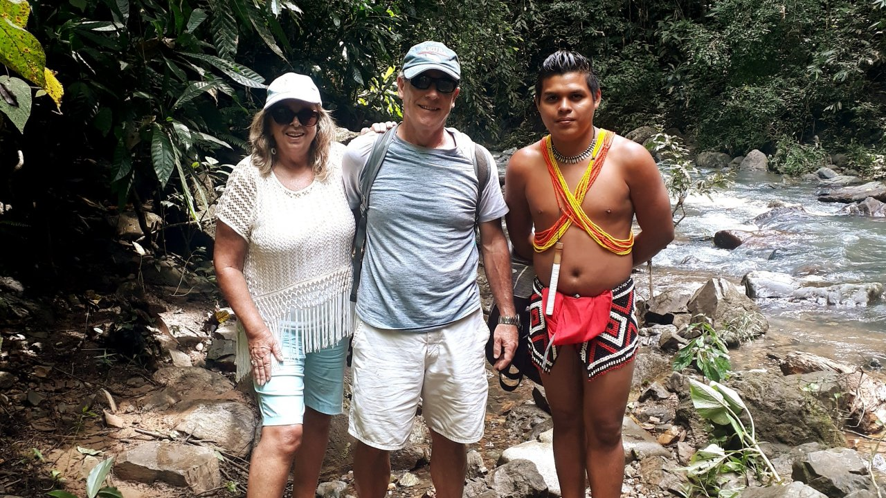 Chagres National Park and Embera Tribe 5