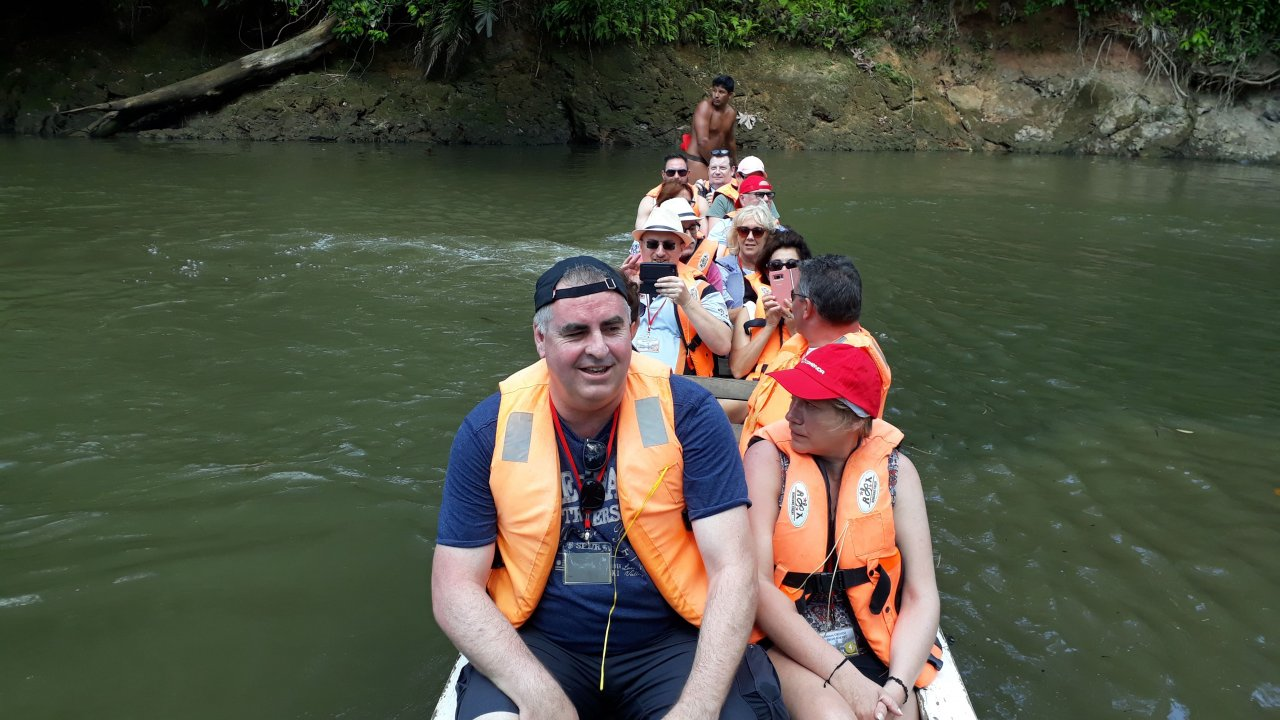 Chagres National Park and Embera Tribe 9