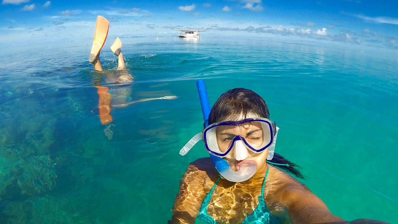 Snorkel and Kayak - The Atlantic Coast 1