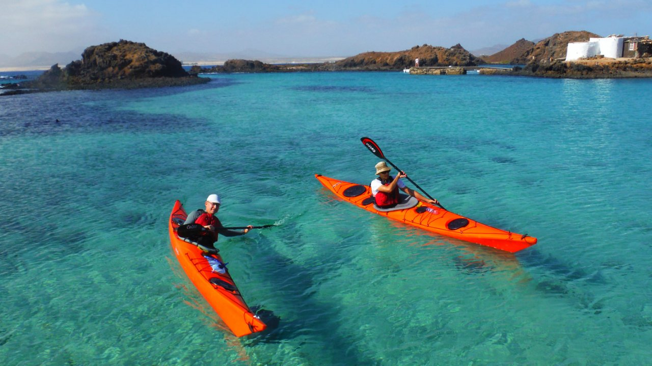 Snorkel and Kayak - The Atlantic Coast 9