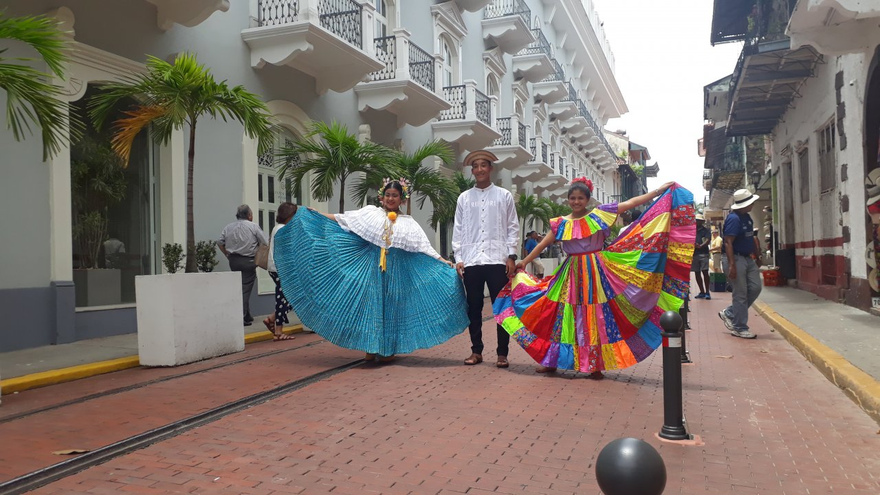 The Panama Experience 1