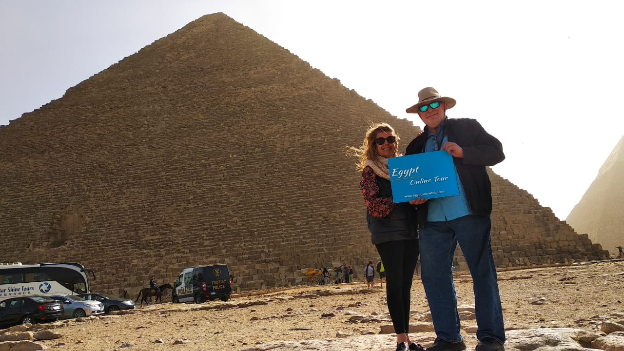 8 Days Cairo & Nile Cruise by Flight