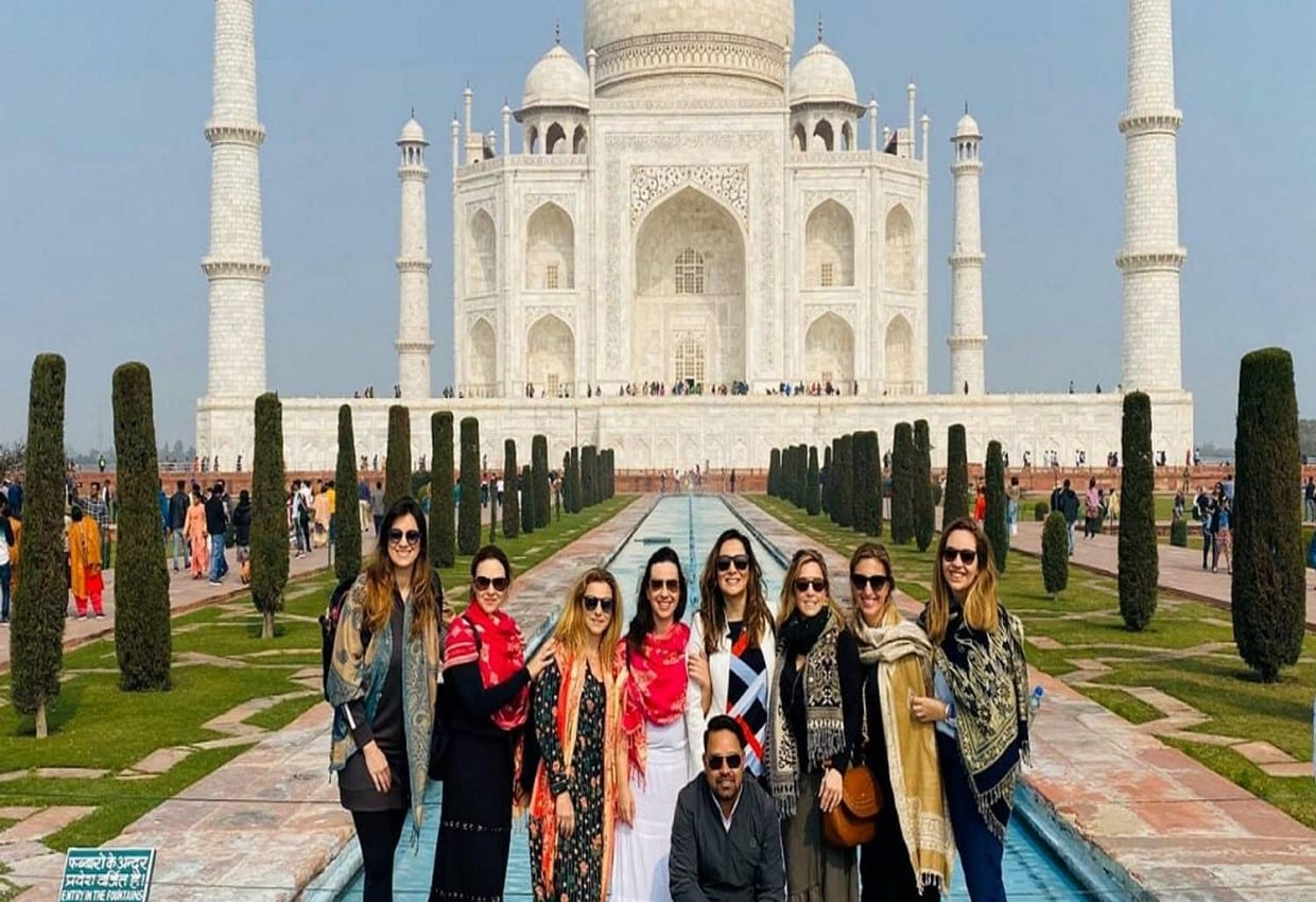 Golden Triangle Tour with Ajmer & Pushkar