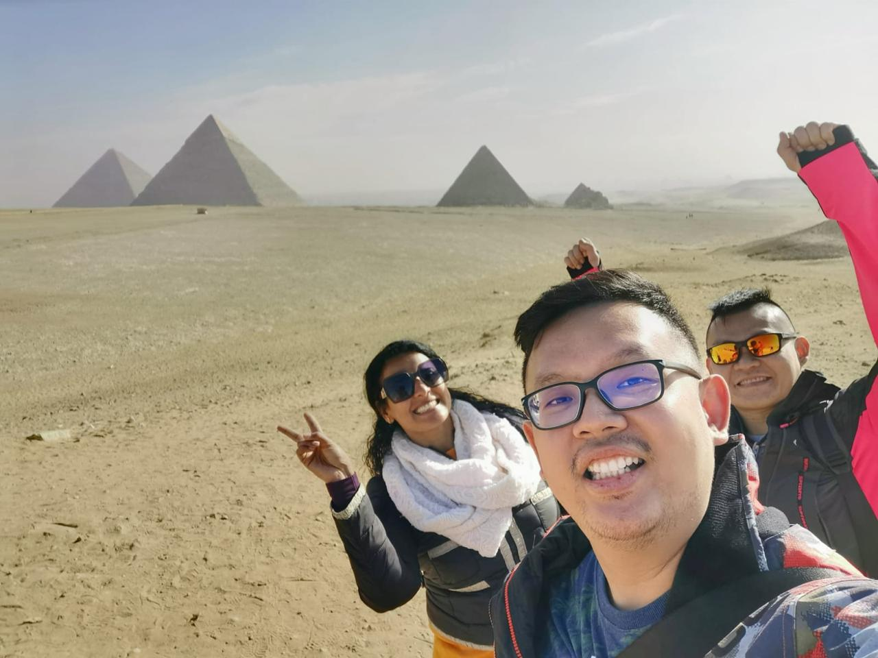 Affordable 4 Days Cairo Tour + Guide & Hotel 3