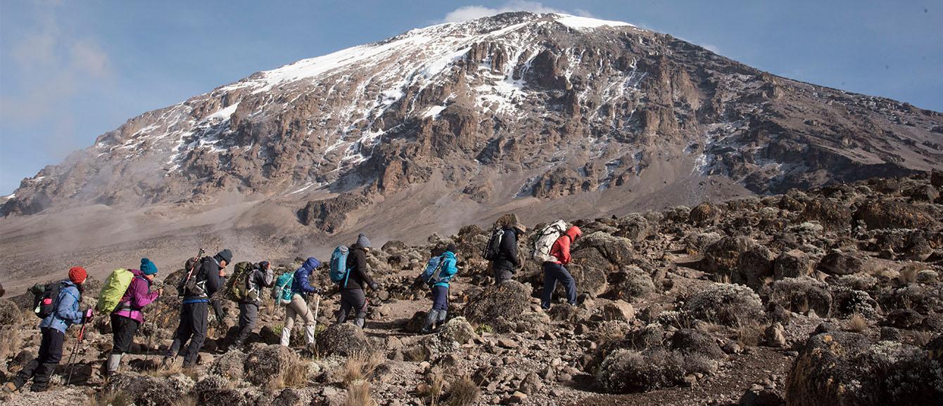 Kilimanjaro & Serengeti Adventure 1