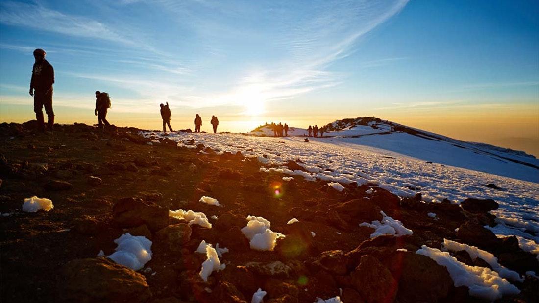 8 Day Kilimanjaro Climb - Machame Route 1