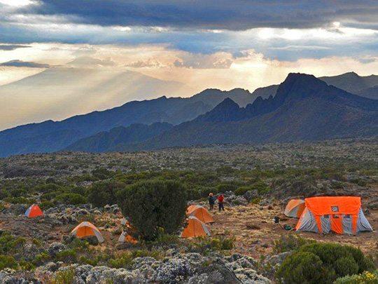 8 Day Kilimanjaro Climb - Machame Route 4