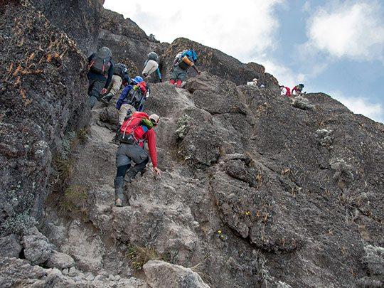8 Day Kilimanjaro Climb - Machame Route 5