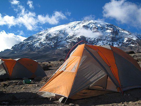 8 Day Kilimanjaro Climb - Machame Route 7
