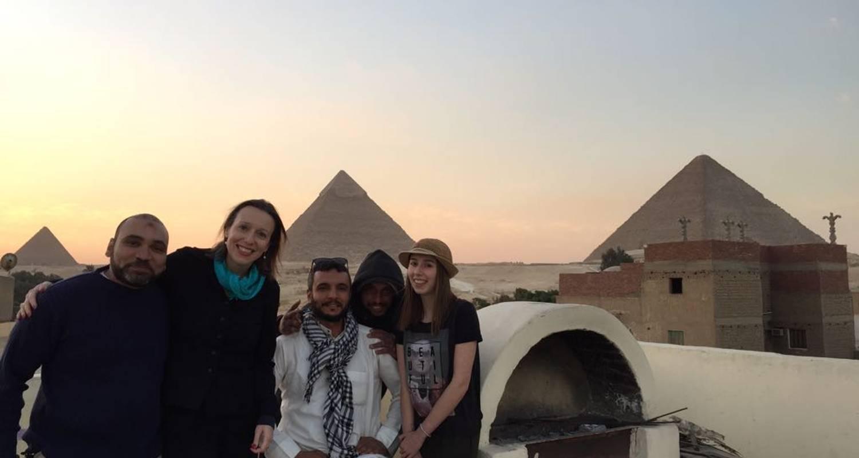 Egypt Short Break - Pyramids Day Tour 2