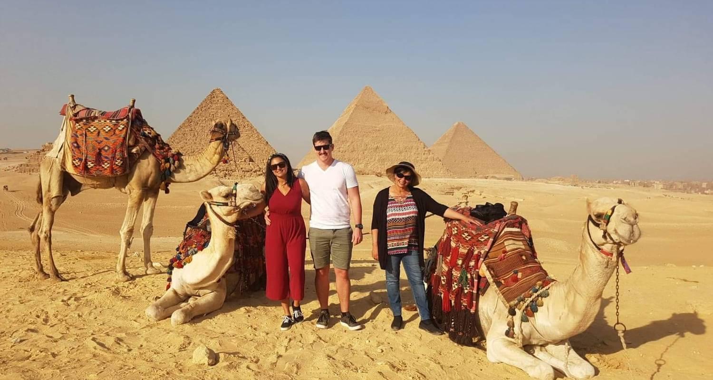 Egypt Short Break - Pyramids Day Tour 6