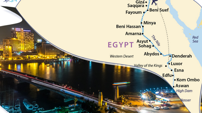Affordable 4 Days Cairo Tour + Guide & Hotel 4