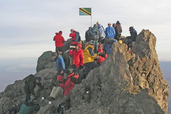 Mount Meru Trek & Wildlife Safari 1