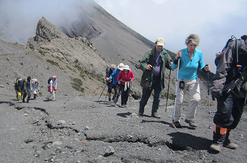 Mount Meru Trek & Wildlife Safari 2