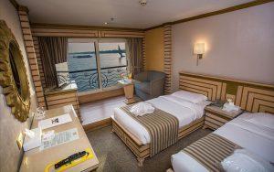 Egypt Nile Cruise Tour (Cairo, Luxor, Aswan, Abu Simbel) + Flights & Guide 12