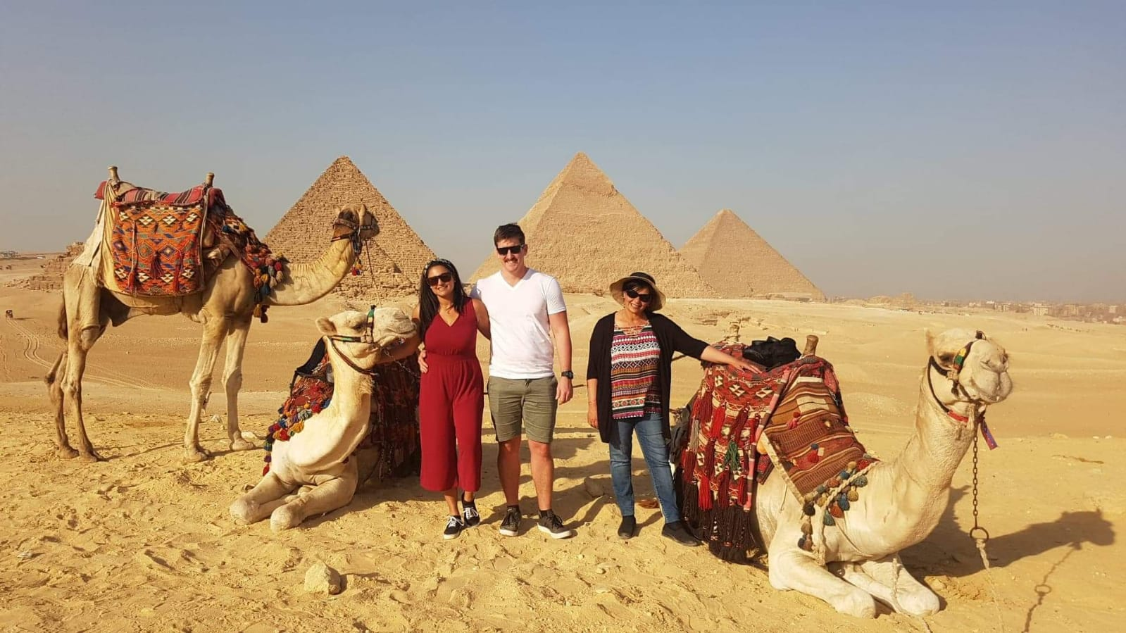 Egypt Tour to Cairo - Alexandria - Luxor West & East Bank 7 Days with flight 9