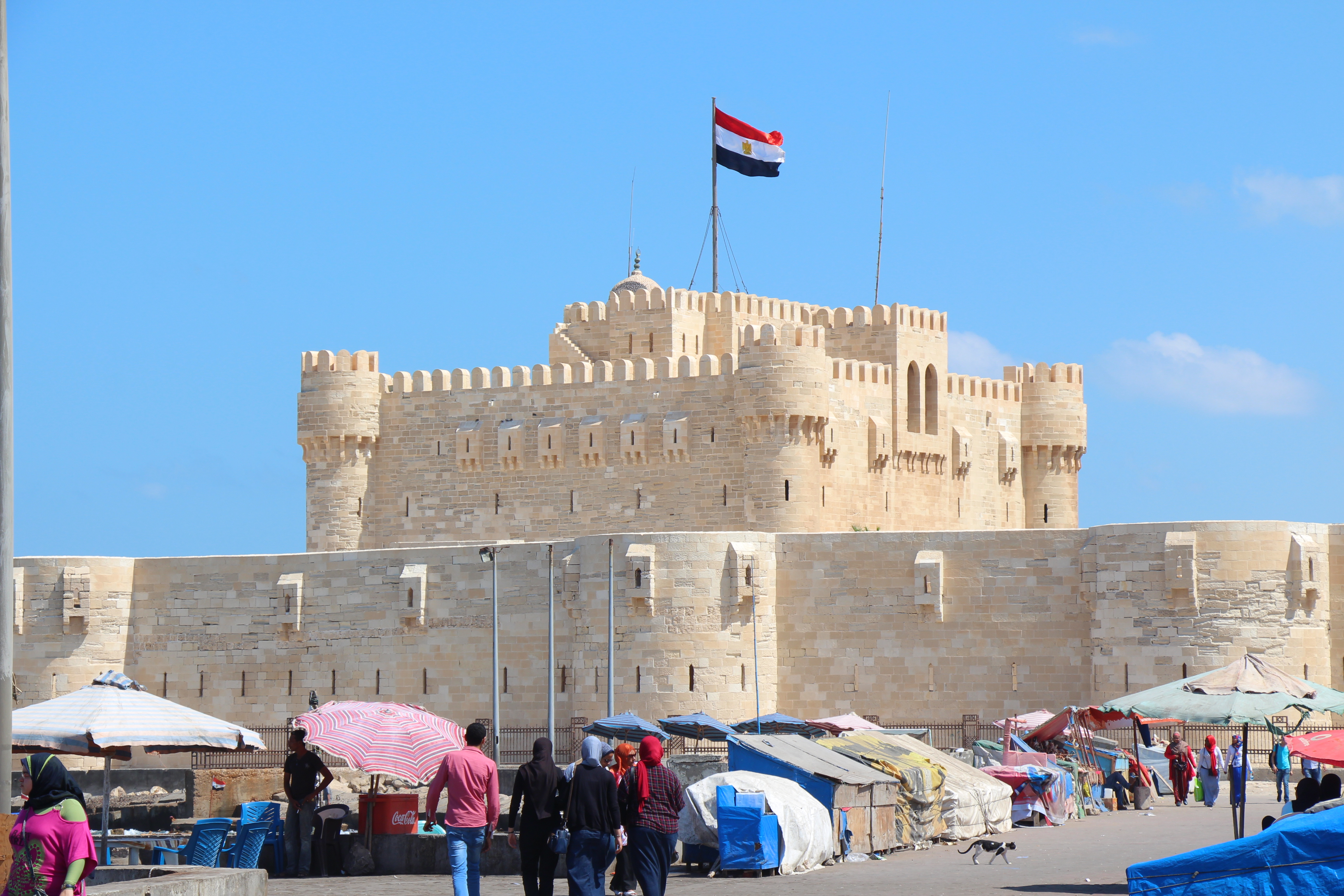 Egypt Tour to Cairo - Alexandria - Luxor West & East Bank 7 Days with flight 6