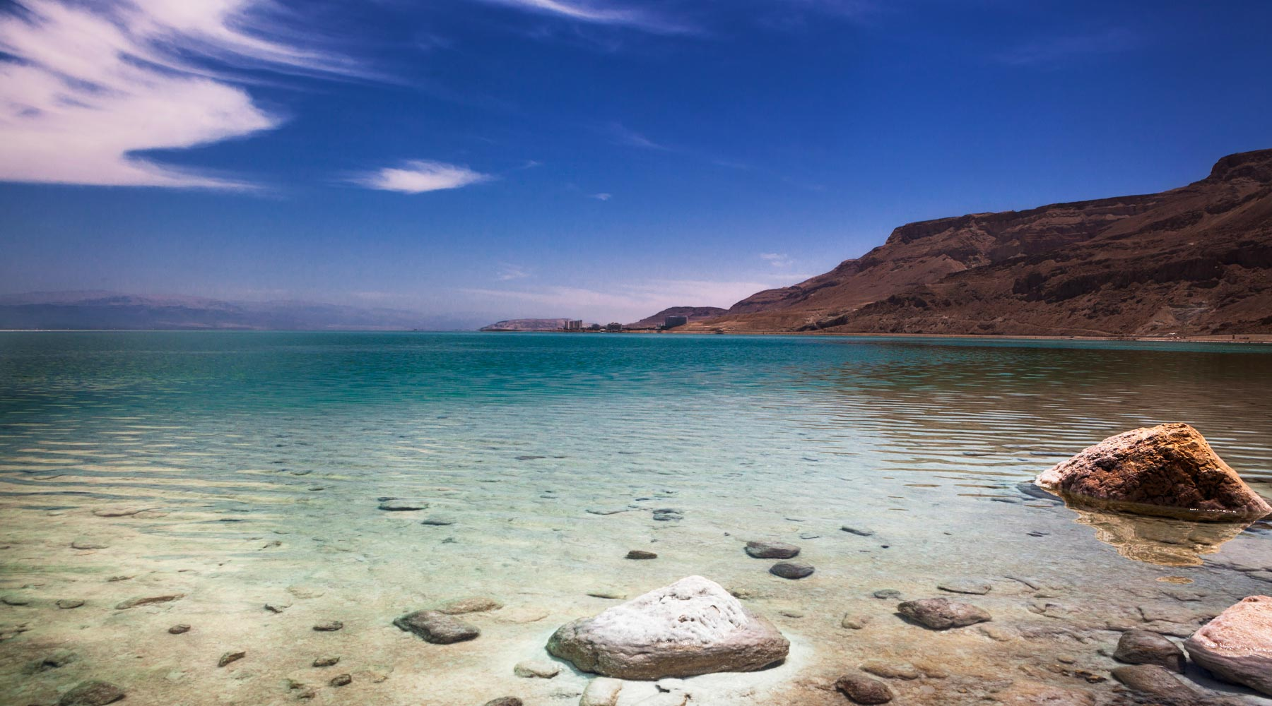 The Dead Sea - The Lowest Spot on Earth 1
