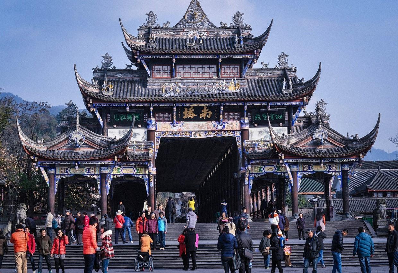 China Golden Triangle and Hong Kong 2