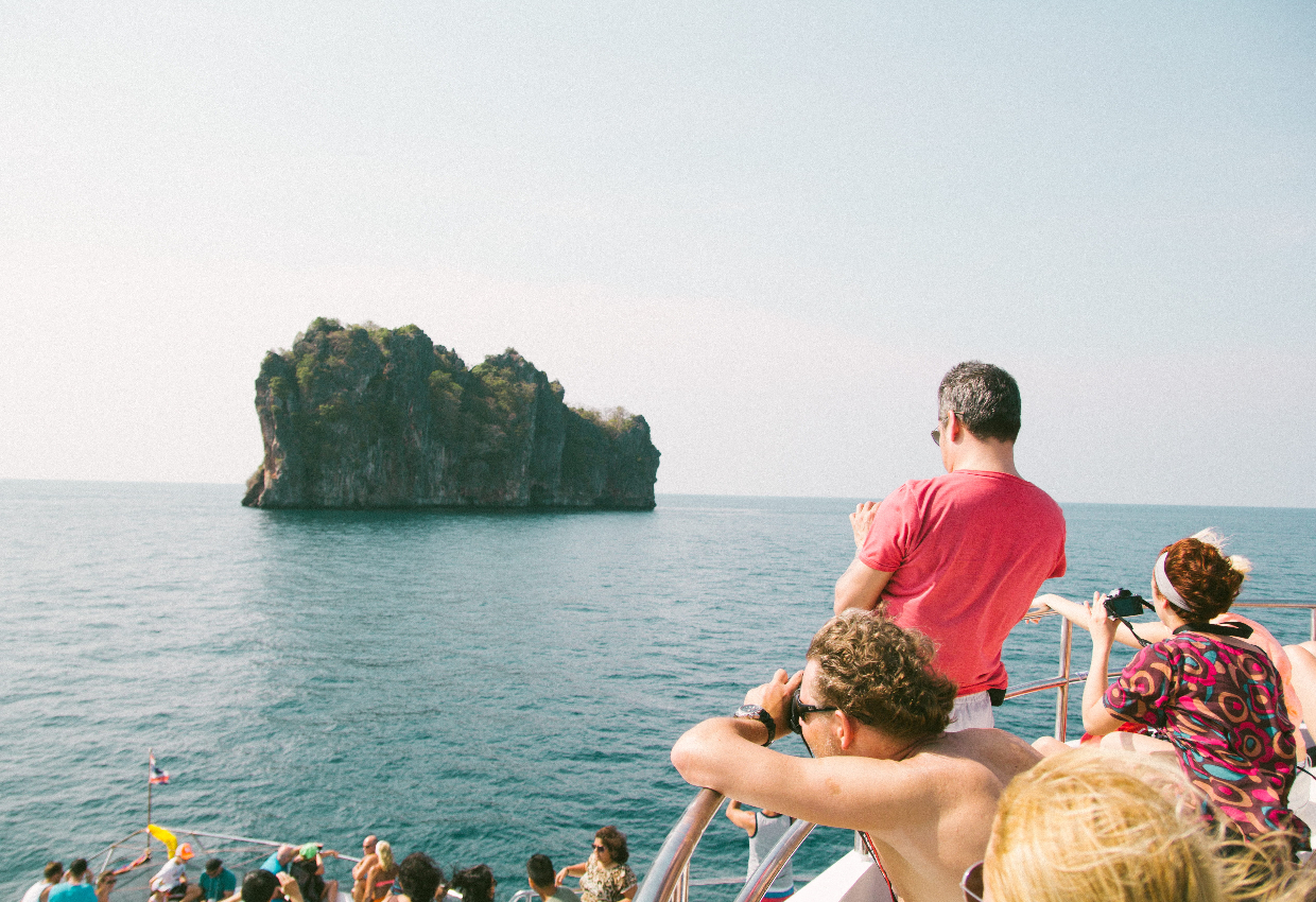 Phi Phi Island Private Boat Tour 2