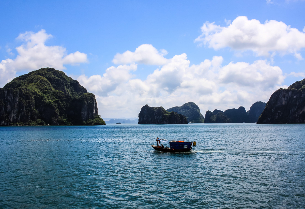 Explore Vietnam From South To North 2