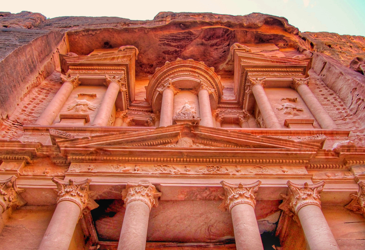 Day Tour to Petra from Arava 1