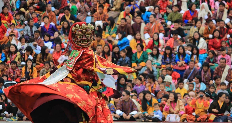 Essence of Bhutan - Sacred Festivals & Ancient Culture 3